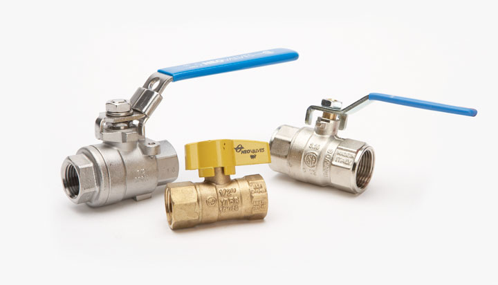 Gas, Liquid, and Waste Control Valves